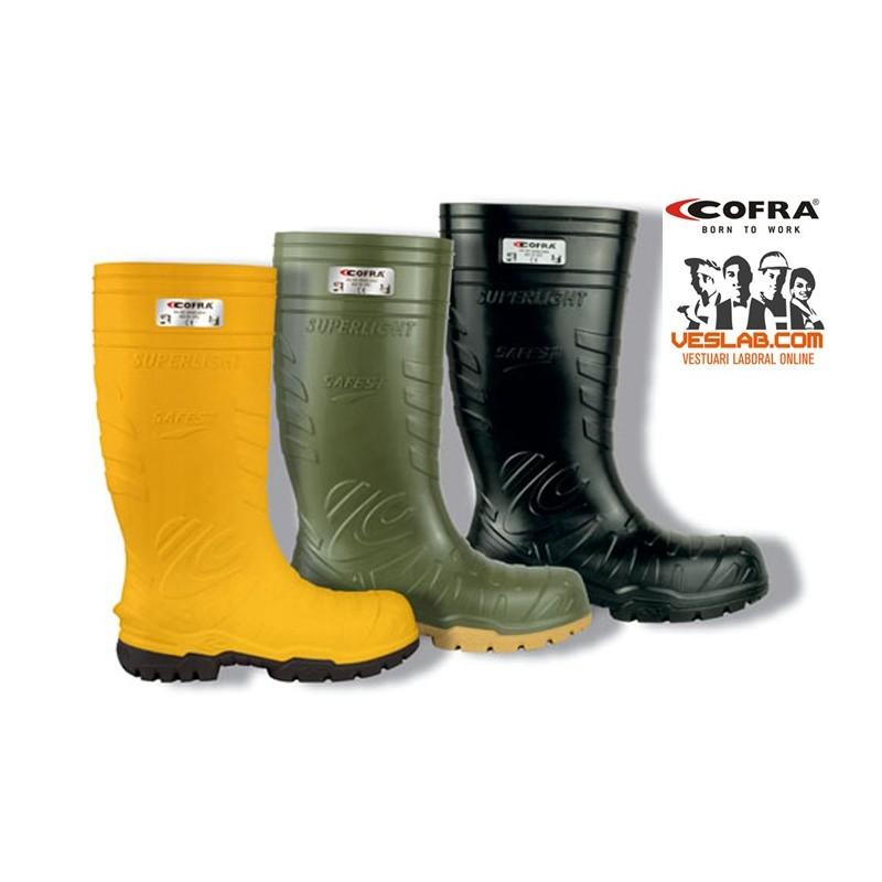 COFRA SAFEST S5 CI SRC SAFETY BOOTS