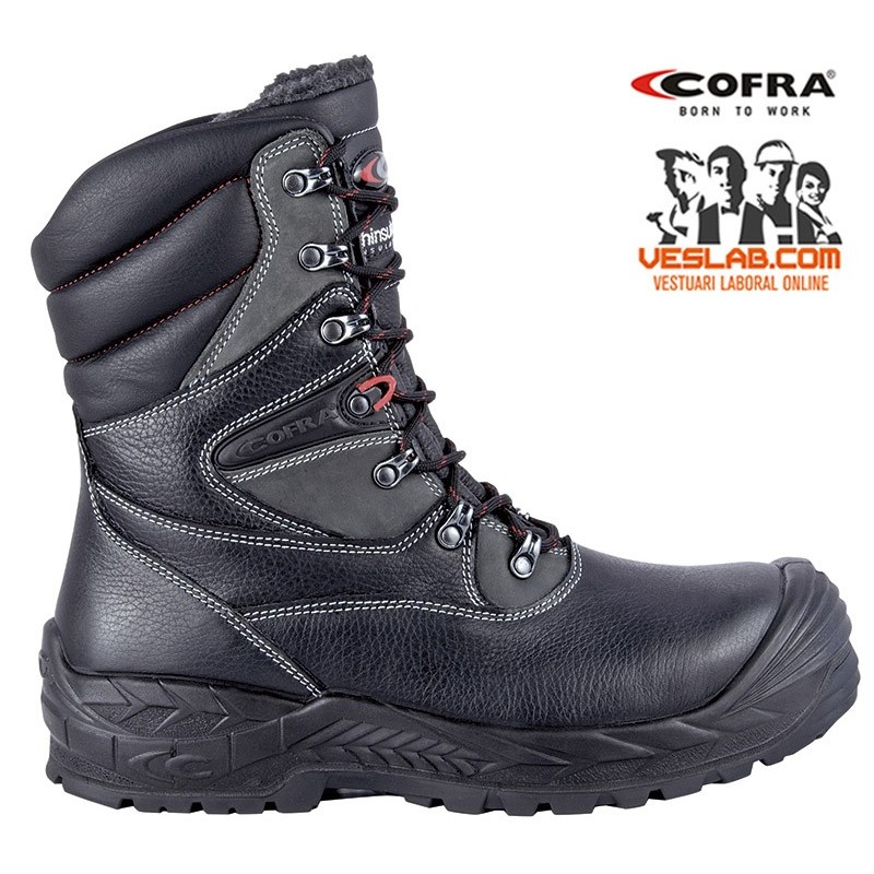COFRA NIKKAR S3 WR CI HRO SRC SAFETY BOOTS