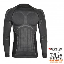 THERMIC LONG SLEEVES COFRA BRYNE T-SHIRT