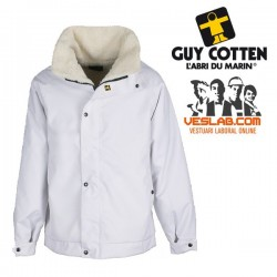 CHAQUETÓN GUY COTTEN PAMPERO BLANCO