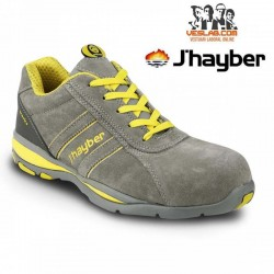 J'HAYBER GOAL GREY S1 P SAFETY SHOES