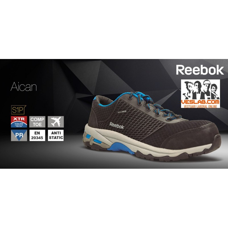 e035faac352 REEBOK AICAN S1P SAFETY TRAINERS SHOES