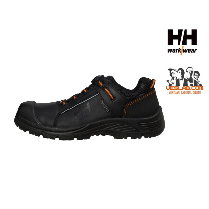 ALNA LEATHER LEATHER ALNA BOA WW S3 WR SRC SAFETY Schuhe 780aba