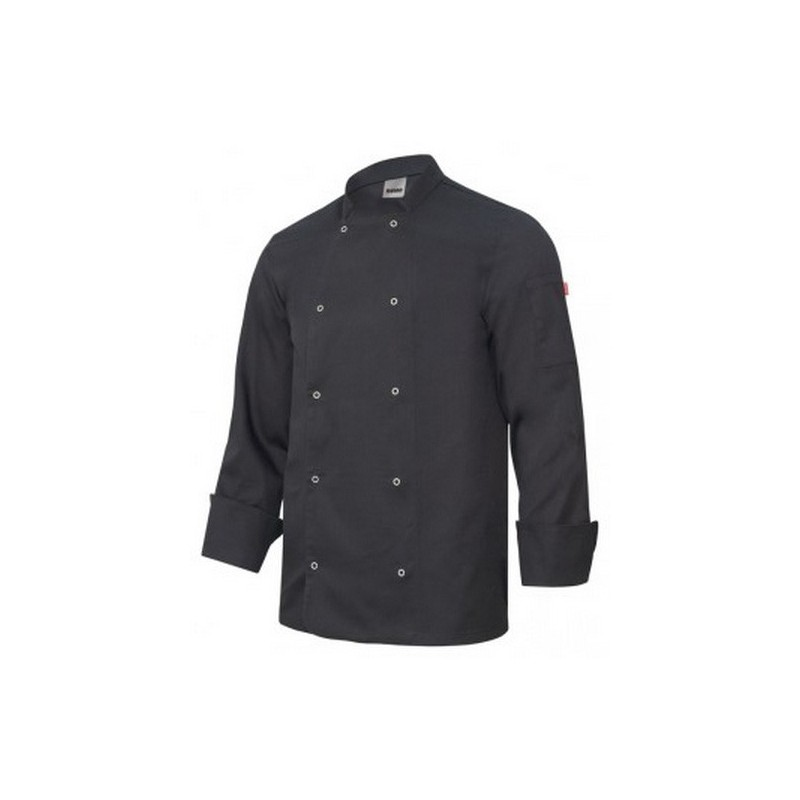 CHEF JACKET WITH LONG SLEEVES