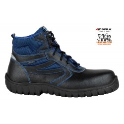 COFRA MILES BLACK S3 SRC SAFETY BOOTS