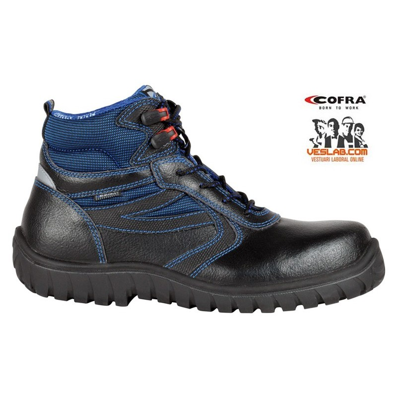 COFRA TYRE BLACK S3 SRC SAFETY BOOTS