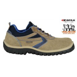 COFRA VESSEL BEIGE S1 P SRC SAFETY SHOES