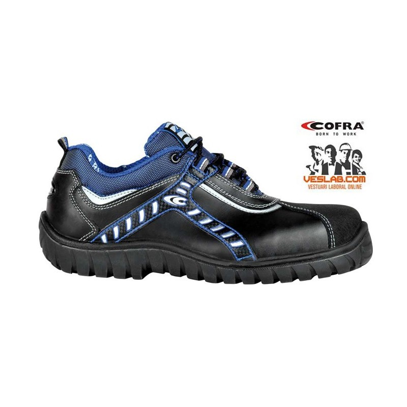 COFRA NORDIC BLACK S3 SRC SAFETY SHOES