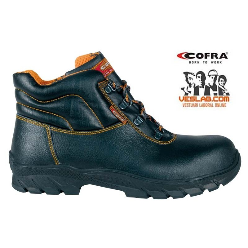 COFRA GOTTARDO S3 HI CI HRO SAFETY BOOTS