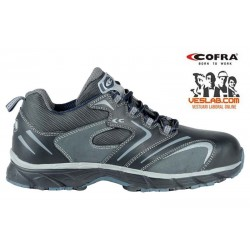 COFRA NEW SQUASH BLACK S3 SRC SAFETY TRAINERS