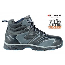 COFRA NEW FITNESS BLACK S3 SRC SAFETY BOOTS