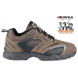 COFRA NEW SQUASH BROWN S3 SRC SAFETY TRAINERS