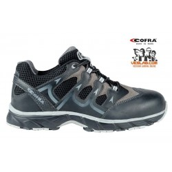 COFRA NEW WARRIOR BLACK S1 P SRC SAFETY TRAINERS