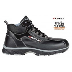 COFRA NEW TERMINATOR BLACK S3 SRC SAFETY TRAINERS