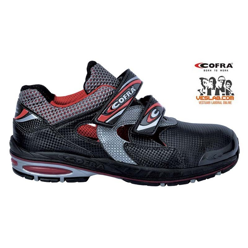 COFRA SURPLACE S1 P SRC SAFETY TRAINERS