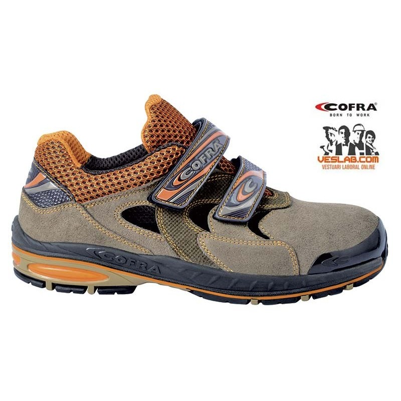 COFRA SHUTOUT S1 P SRC SAFETY TRAINERS