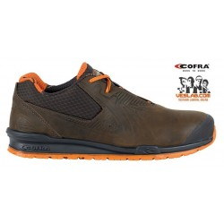 FOOTWEAR COFRA GOLEADA BROWN S3 SRC SAFETY SHOES