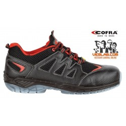 COFRA CLIMBING  S1 P ESD SRC SAFETY TRAINERS